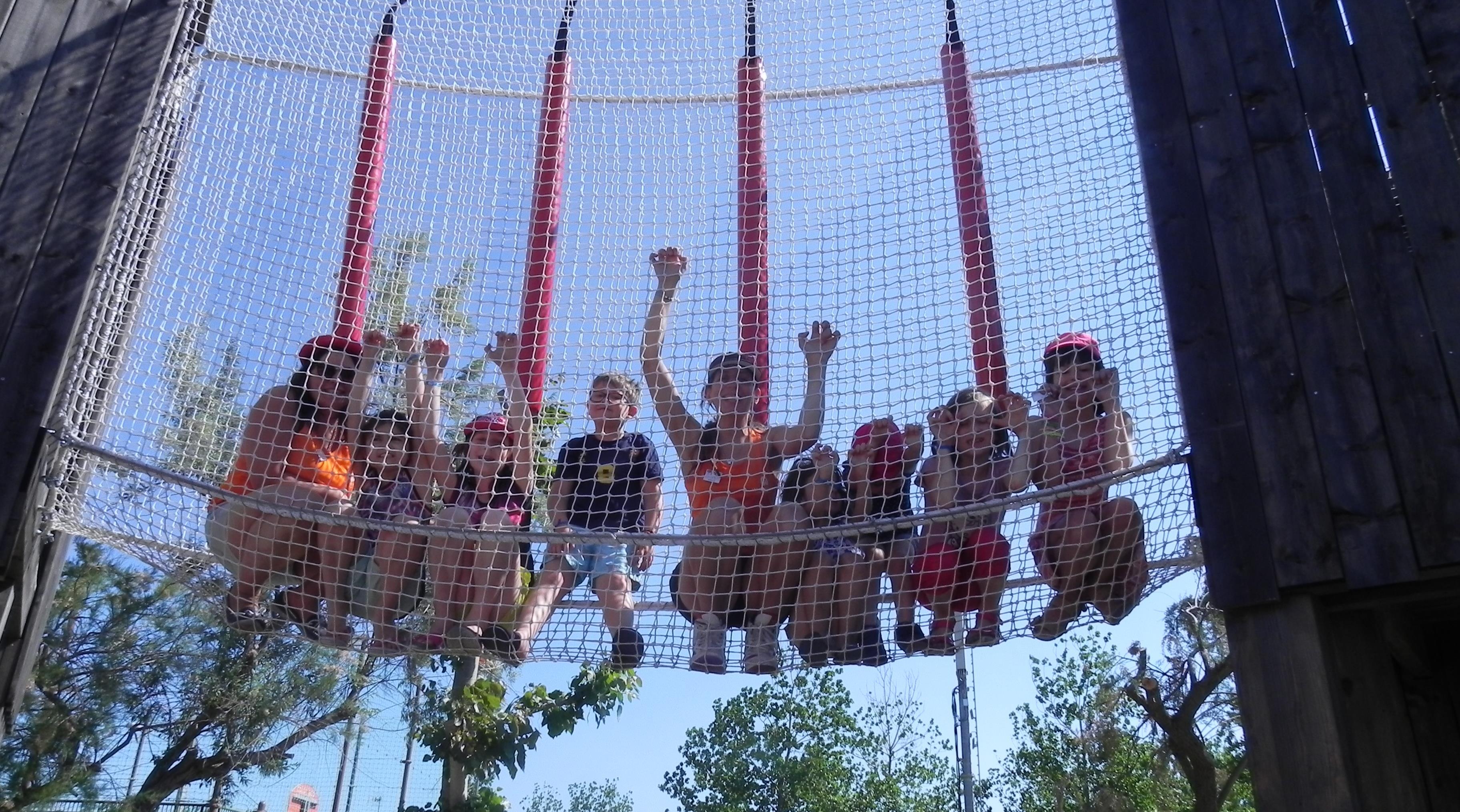 Beaux adolescents de la Floride dans