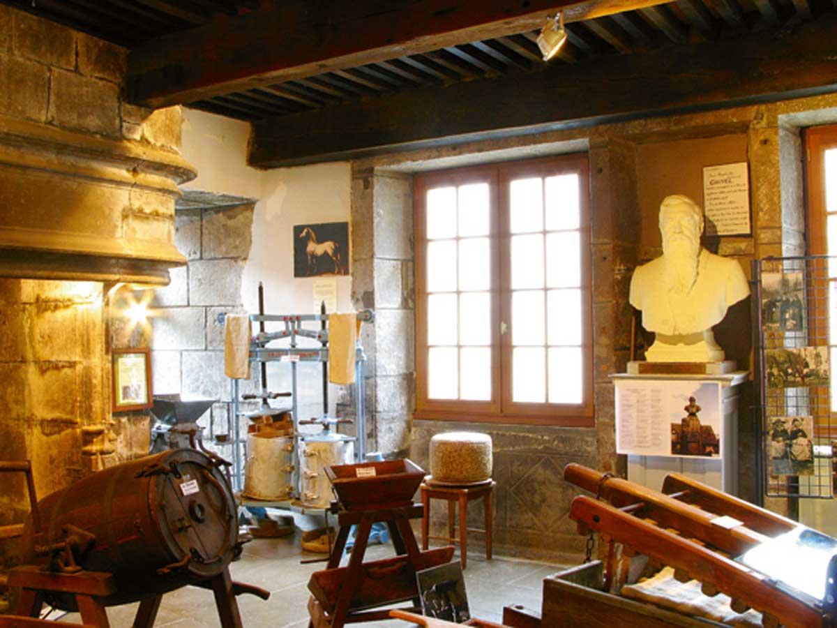 Musée de la Maison des Templiers à Salers