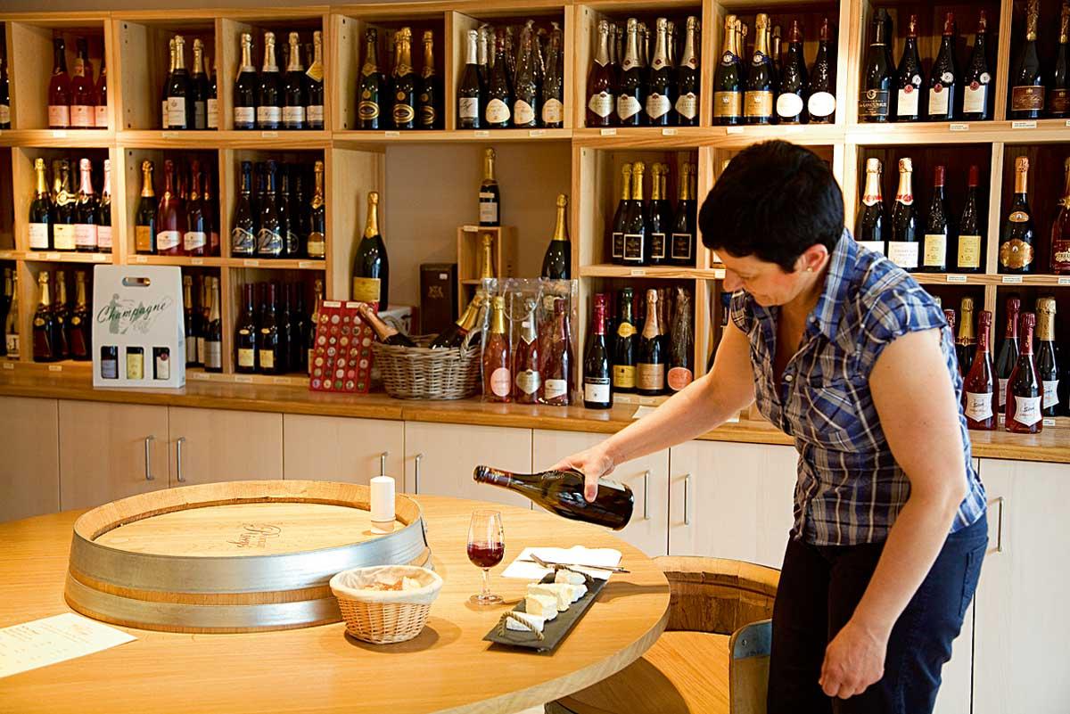Les Riceys et ses vins champenois