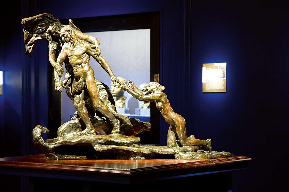 Le musée Camille Claudel à Nogent-sur-Seine