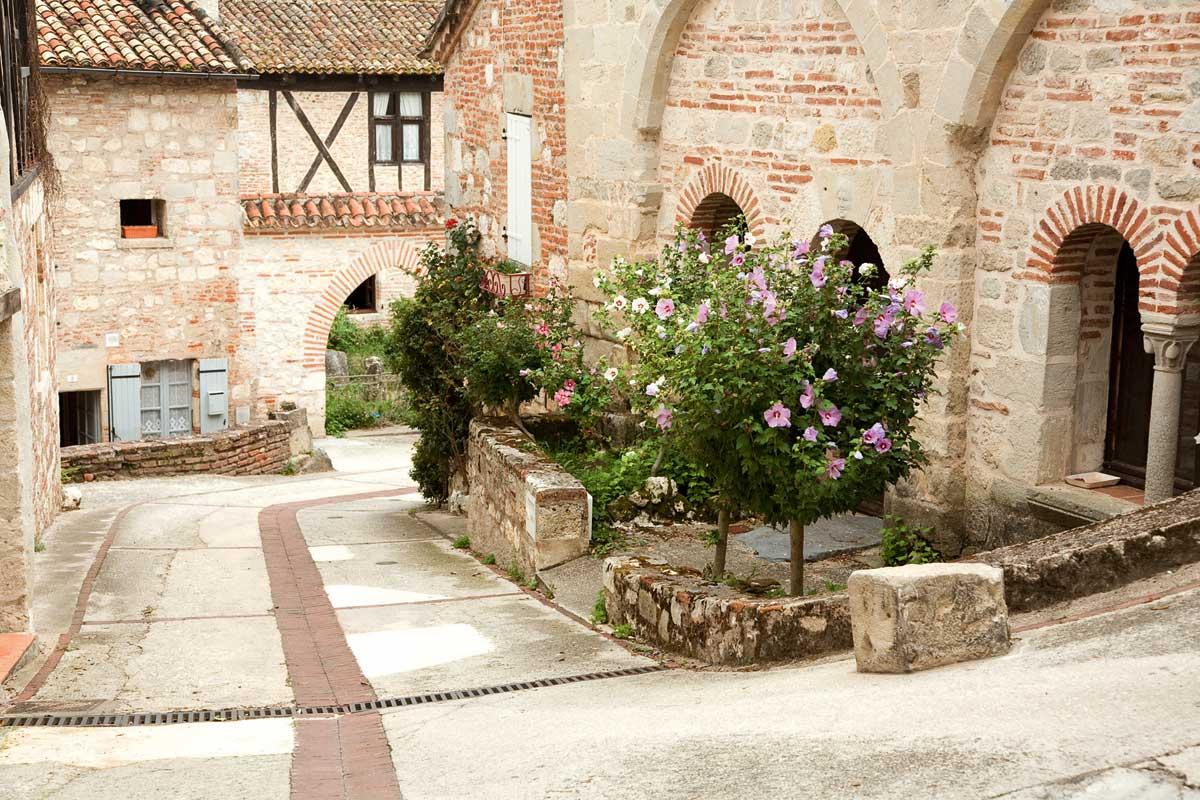 Penne d'Agenais dans le Lot-et-Garonne