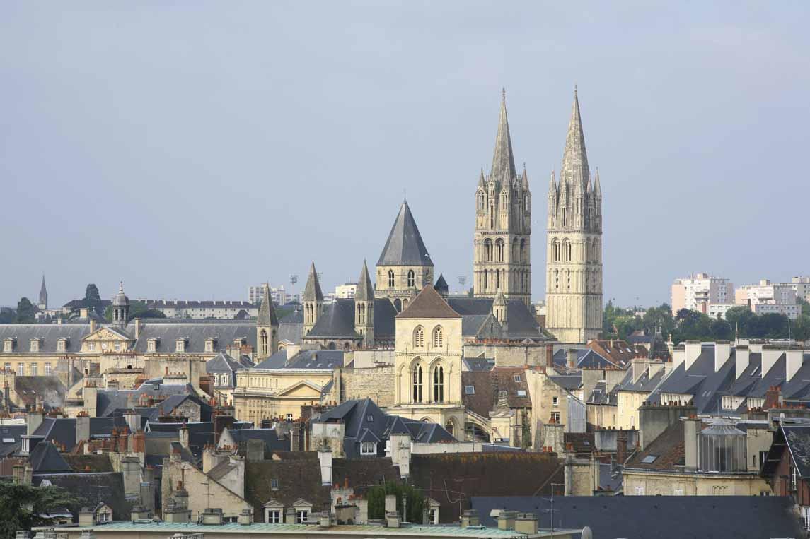 Caen dans le Calvados