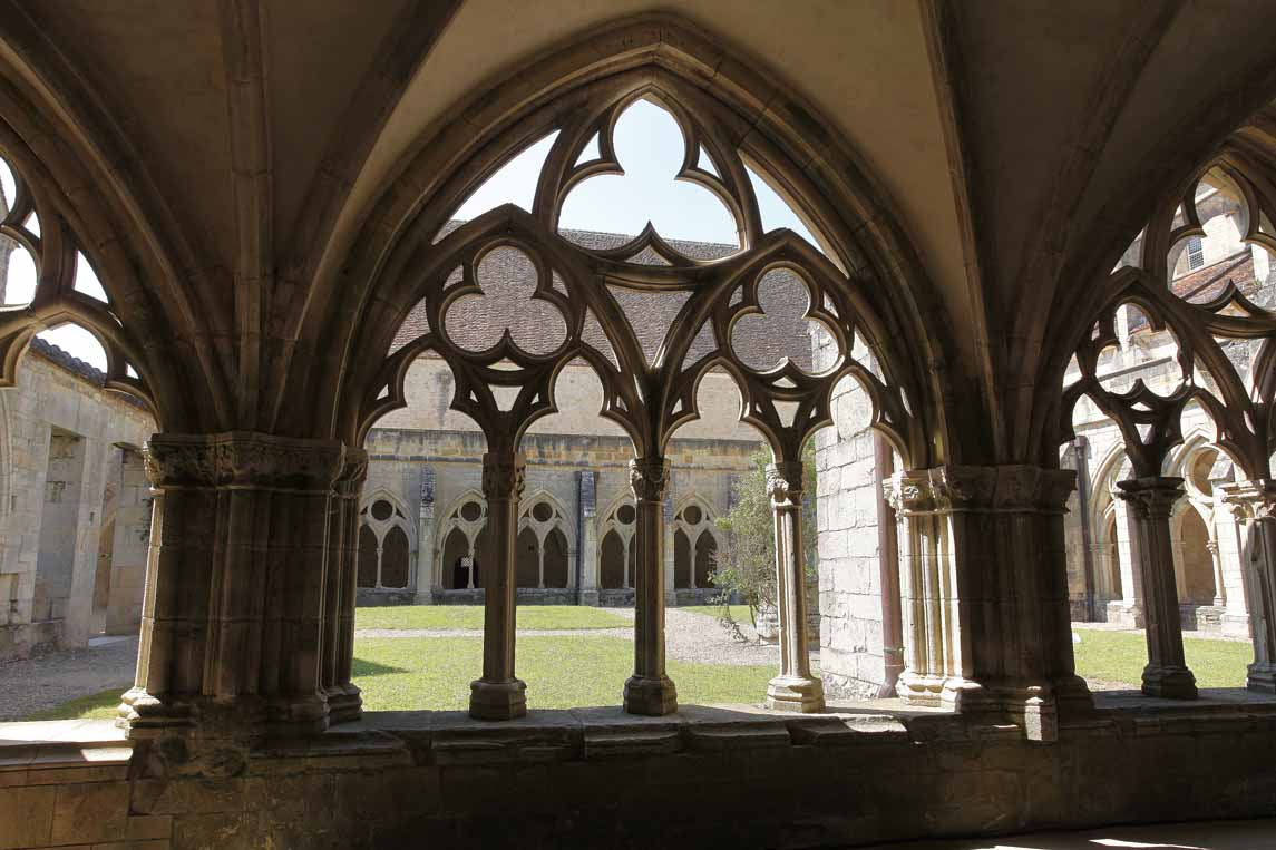 L'abbaye de Noirlac dans le Berry