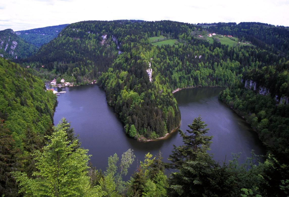 Les bassins du Doubs en Franche-Comté