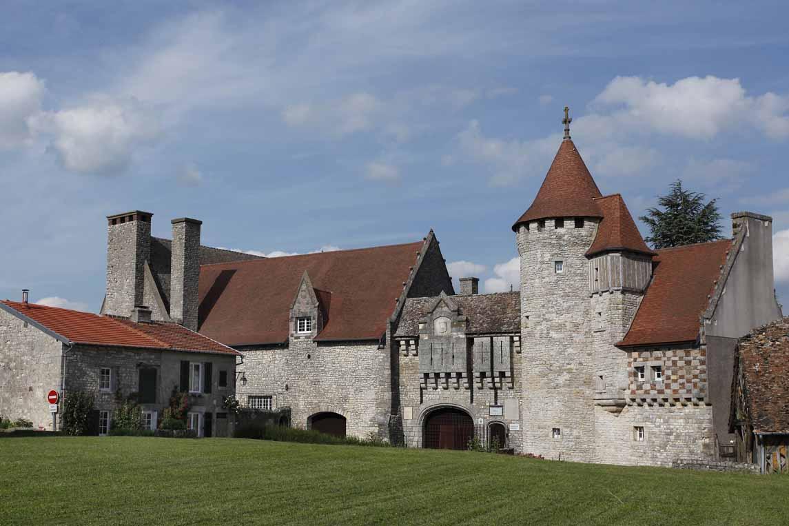 Château de Hattonchâtel à Vigneulles-lès-Hattonchâtel dans la Meuse