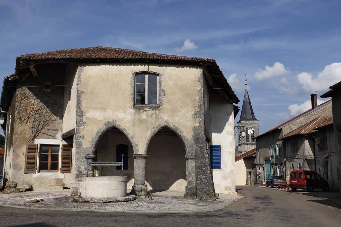 Hattonchâtel, l'un des plus beaux villages de la Meuse