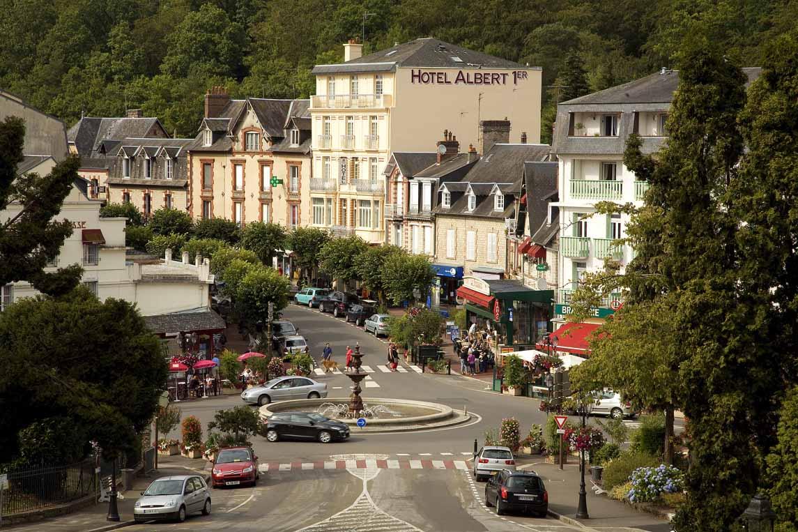 Bagnole-de-l'Orne en Normandie