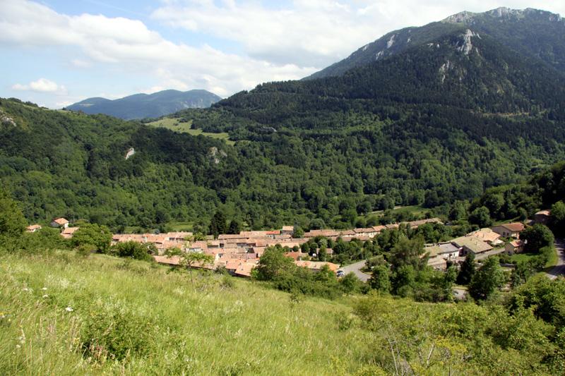 Le Sentier Cathare traverse l'Aude et l'Ariège