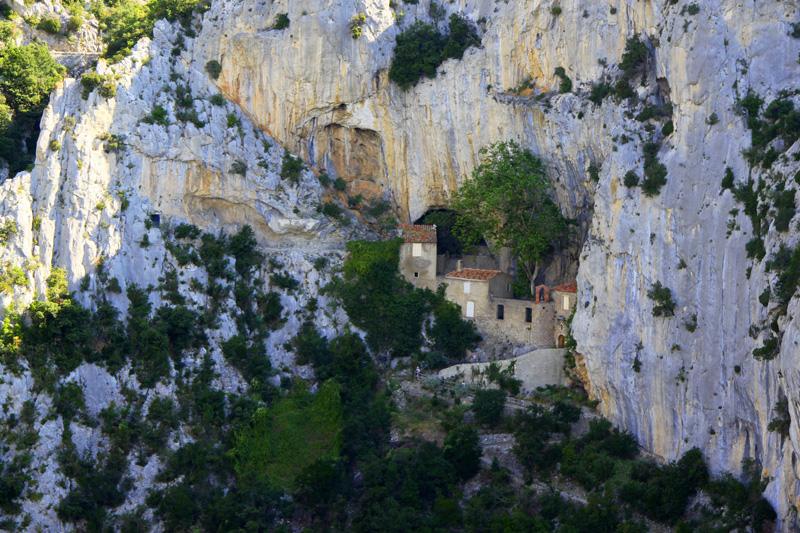 Ermitage St-Antoine de Galamus