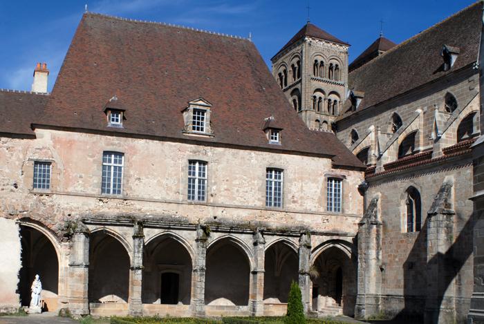 L'église prieurale St-Pierre-et-St-Paul de Souvigny