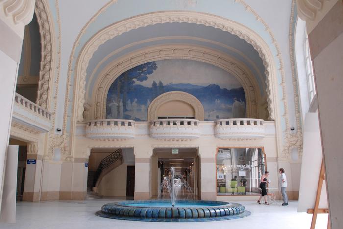 Vichy ville d'eau