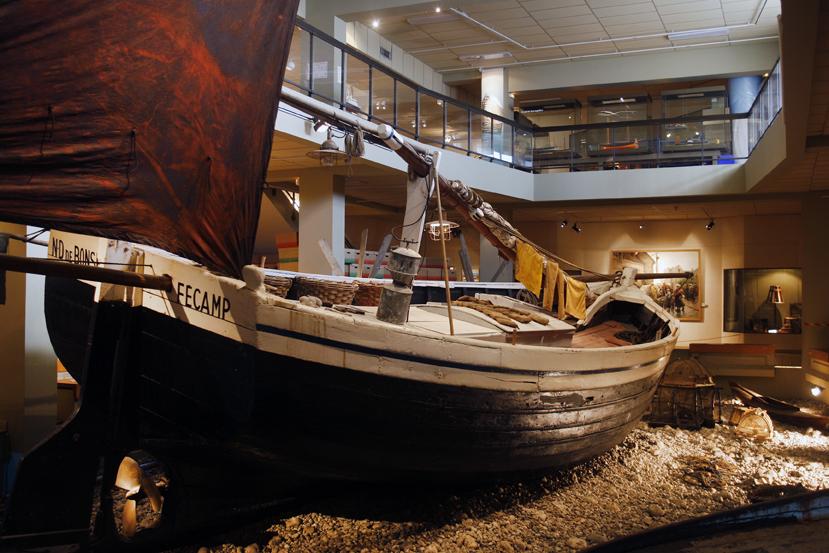 Le musée des Terre-Neuvas à Fécamp