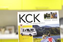 Couverture magazine KCK