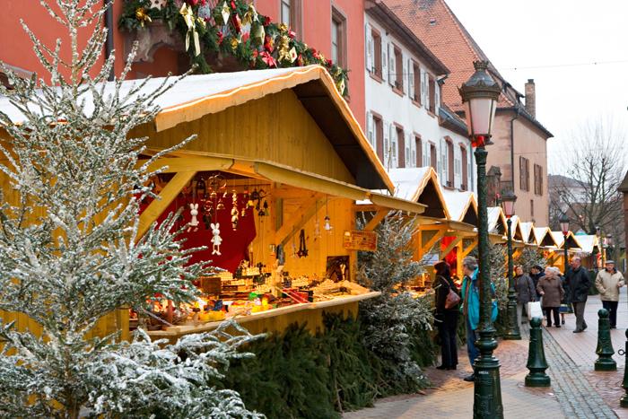 marché de Noël d'Haguenau