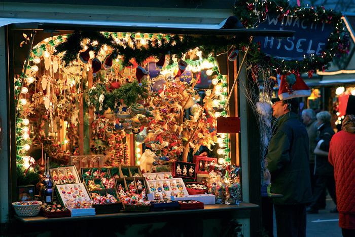 Colmar et ses cinq marchés de Noël