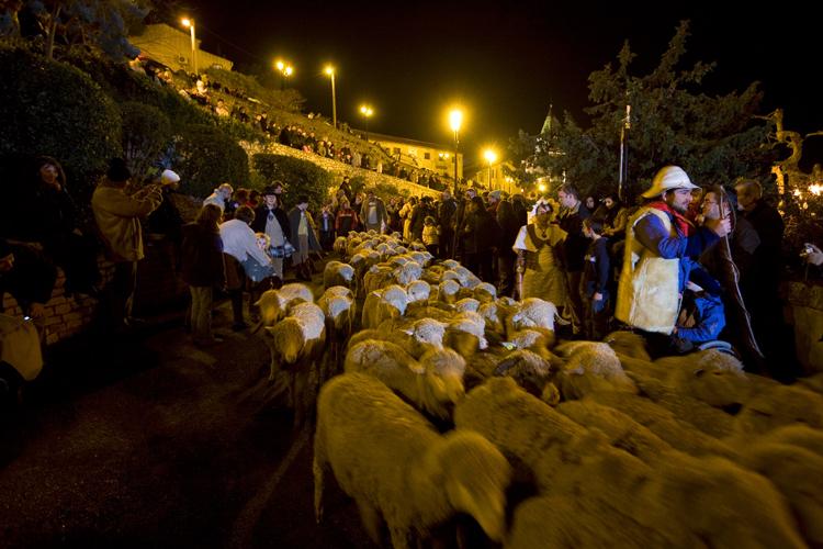 La cérémonie du pastrage, tradition provençale