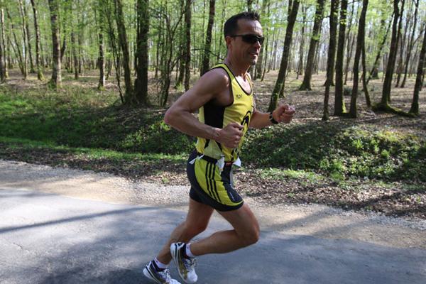 Le Marathon de Cheverny traverse le parc du château de Cheverny