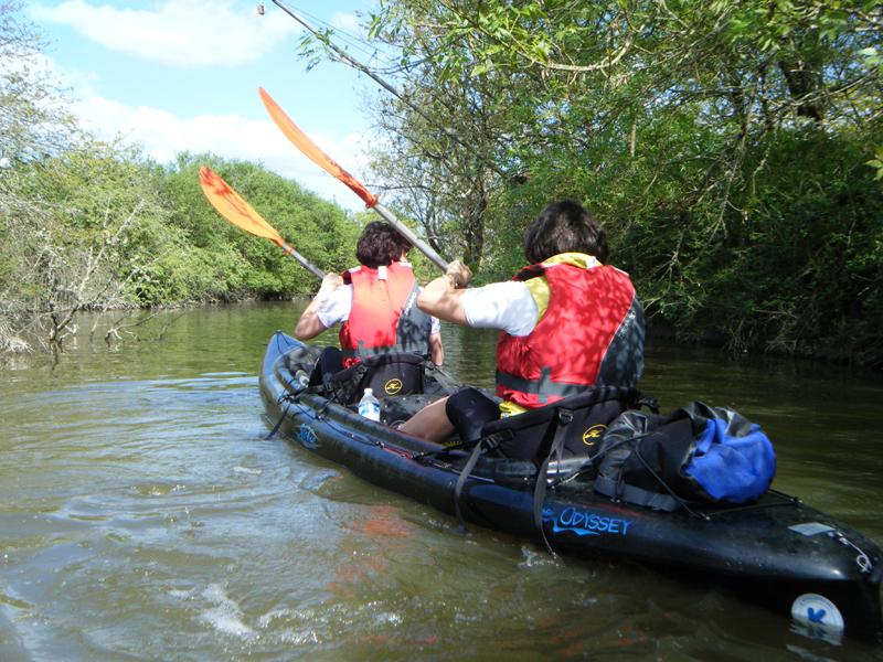 Profitez de vos vacances au camping pour essayer le canoë-kayak