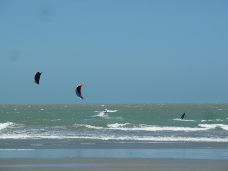 Le kite surf pour les amateurs de sensations fortes