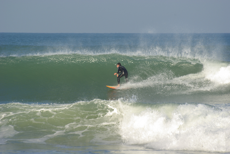 Cours de surf au camping Yelloh! Soulac-sur-Mer en Gironde