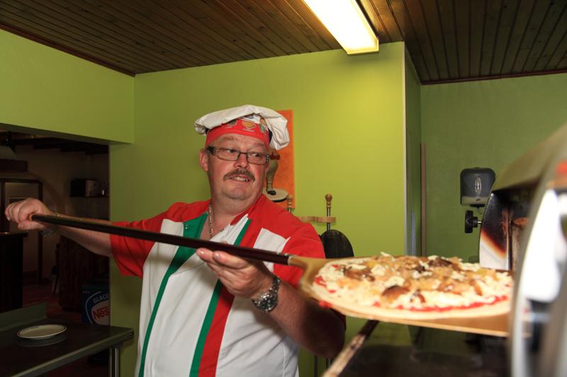 Tous les campings ont un snack ou une pizzeria