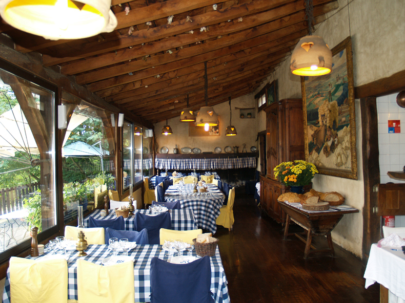 L'auberge du camping Yelloh! Village Le Bout du Monde dans l'Aude