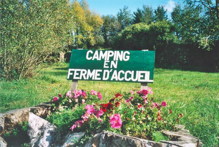 Le camping à la ferme