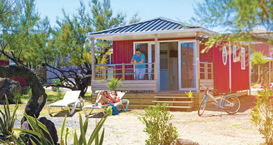 Location Mobil Home Marseillan