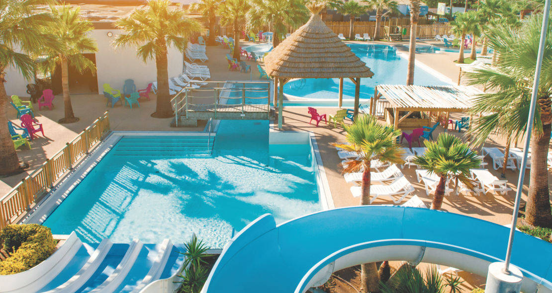 Découvrez nos campings près du Cap dAgde avec parc aquatique