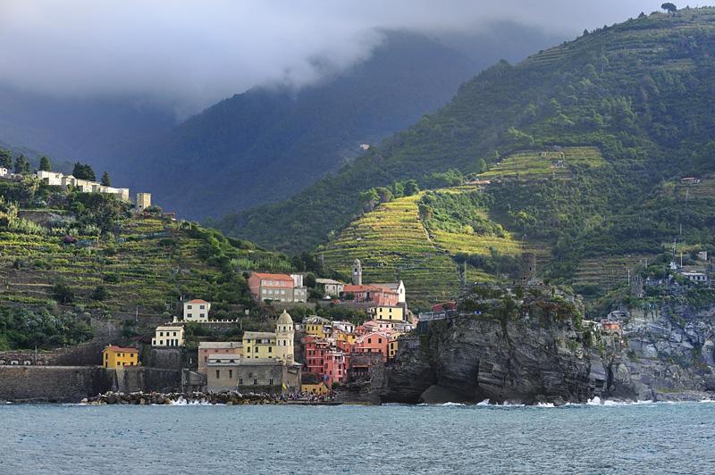 Vernazza, village des Cinque Terre