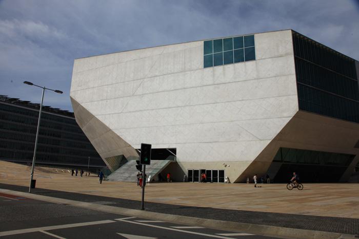 La Casa da Música de Porto
