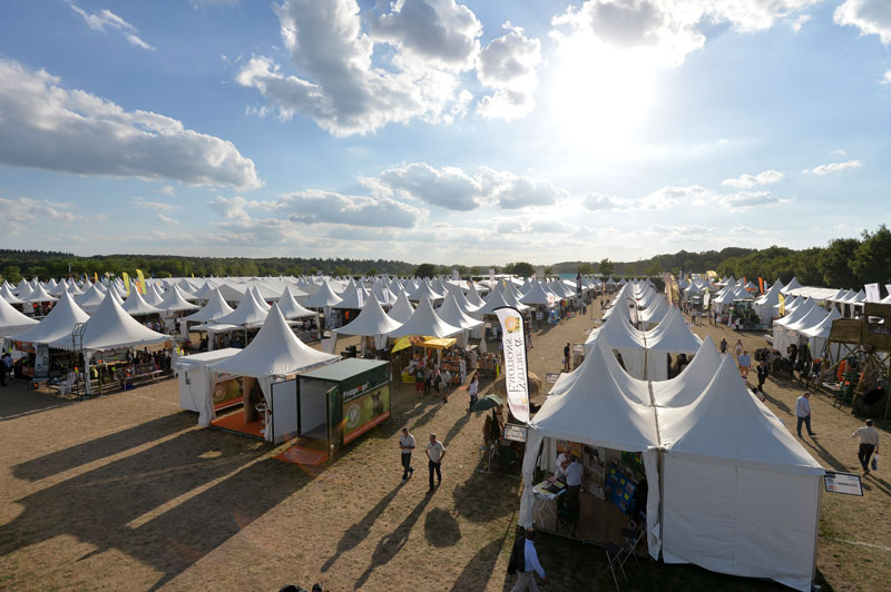 Game Fair, le plus grand salon de la chasse en France