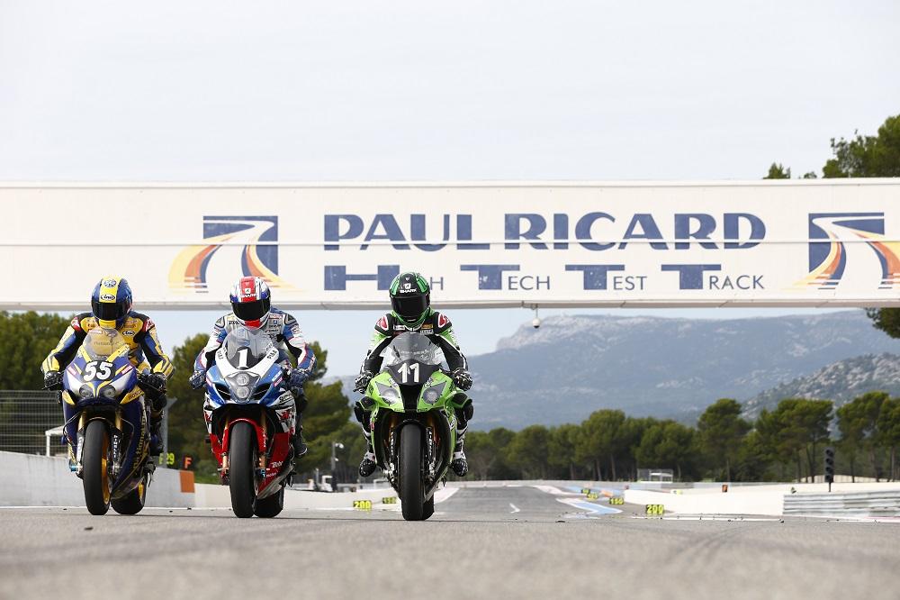course de moto Bol d'Or