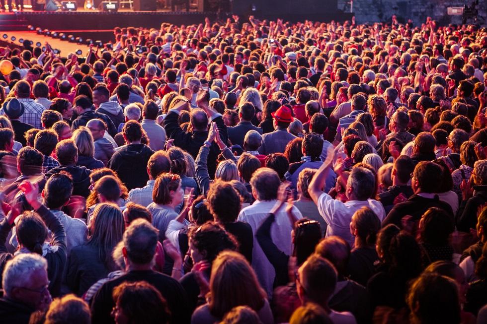 Le Festival Musilac à Aix-les-Bains
