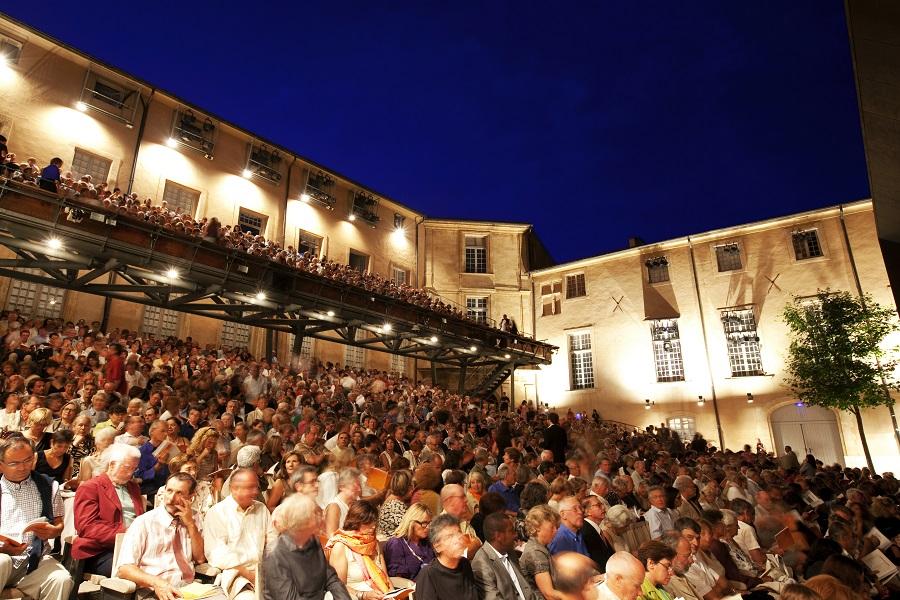 Le festival d'Art lyrique d'Aix-en-Provence