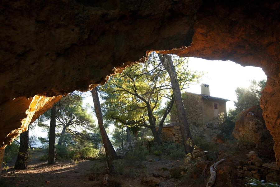 Les carrières de Bibémus à Aix-en-Provence