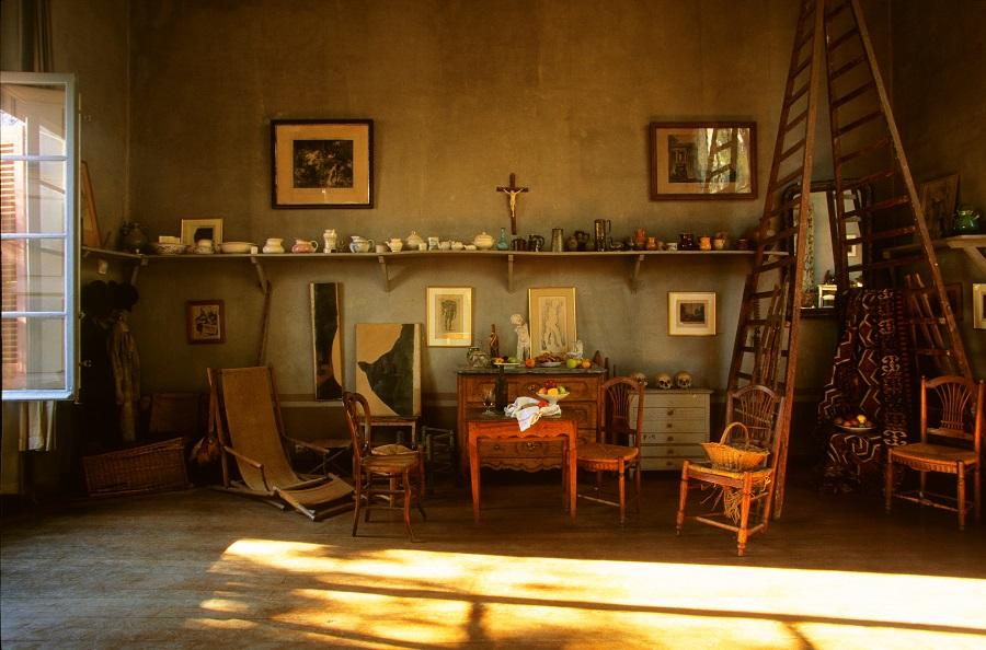 L'atelier des Lauves, l'atelier de Paul Cézanne à Aix-en-Provence