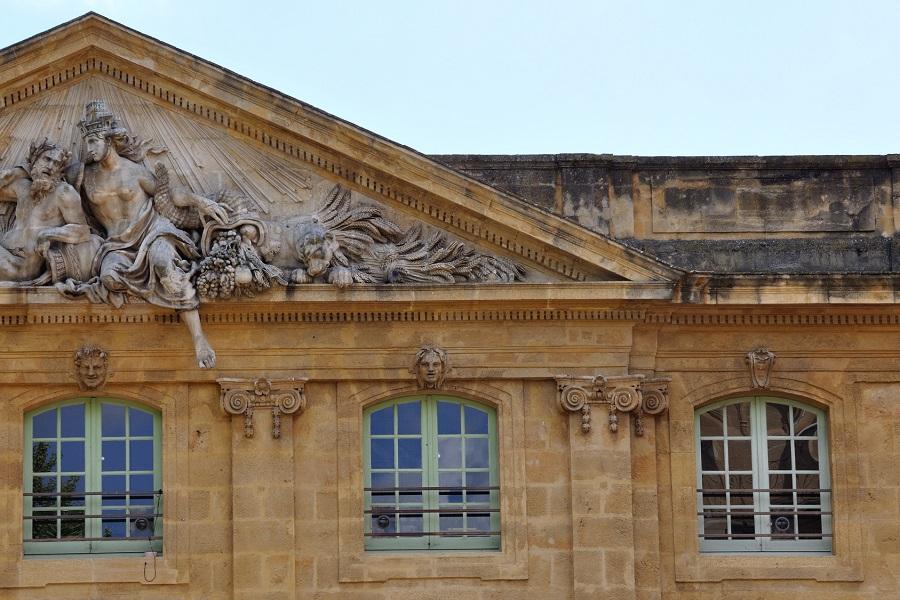 Les hôtels particuliers d'Aix-en-Provence