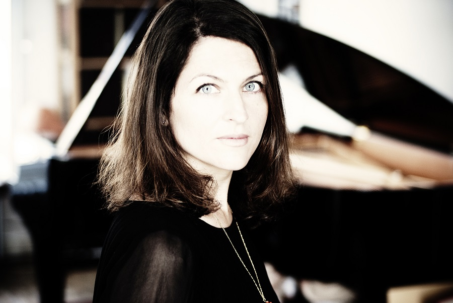 Vanessa Wagner, pianiste et directrice artistique du Festival de Chambord