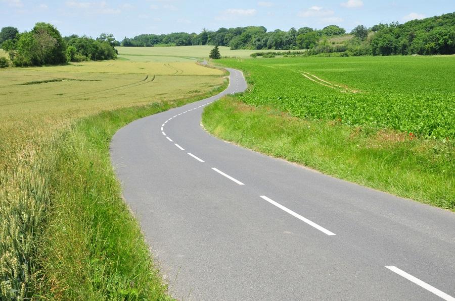 Itinéraire cycliste en France