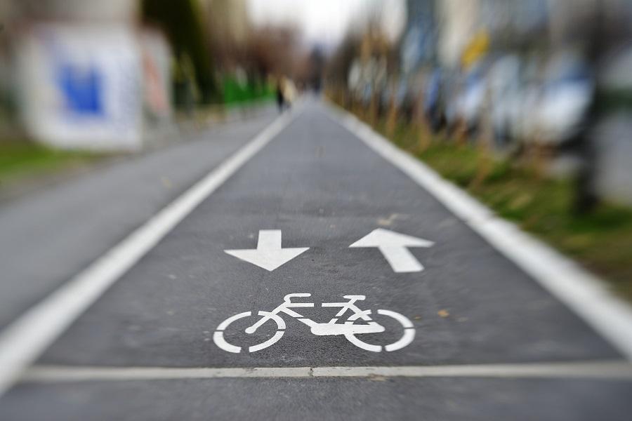 La France compte de nombreux itinéraires cyclables balisés