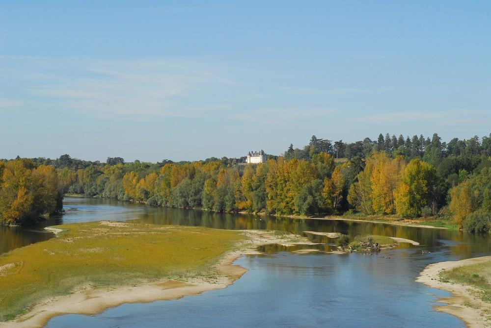 Le Val de Loire, le long du fleuve royal