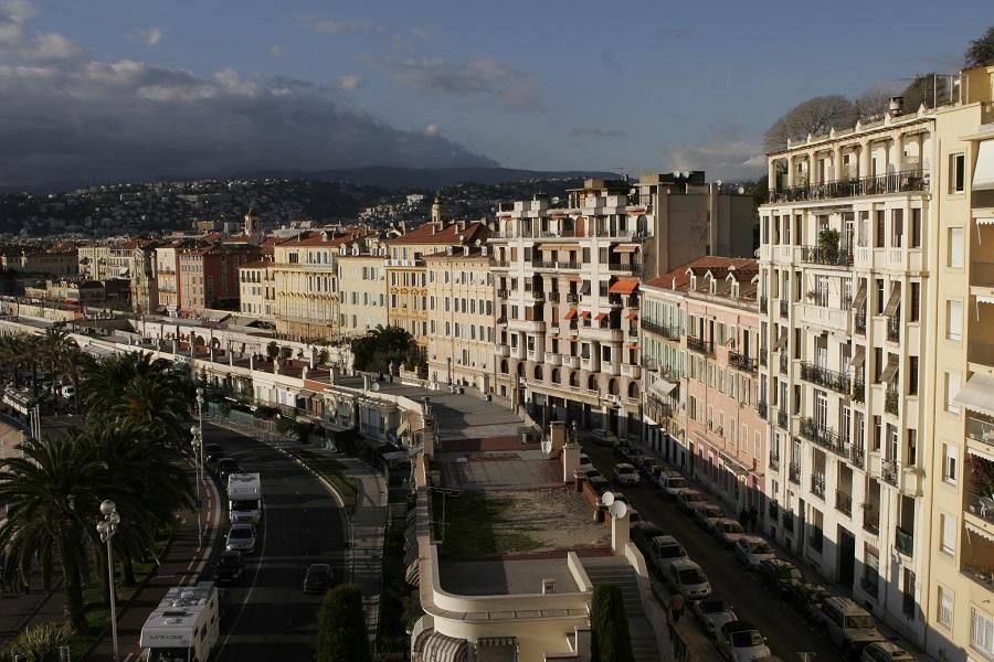 Nice sur la Côte d'Azur