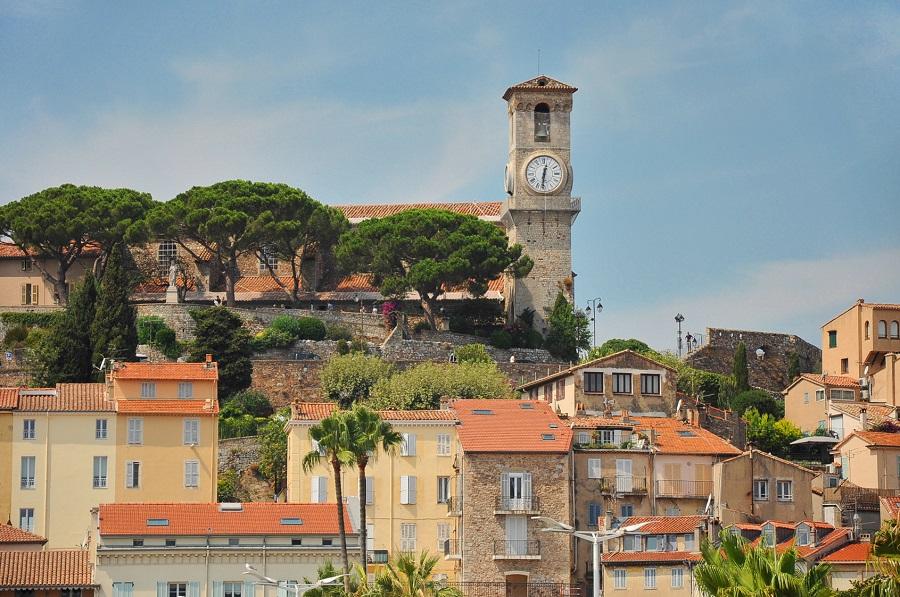 Le Suquet, le centre historique de Cannes