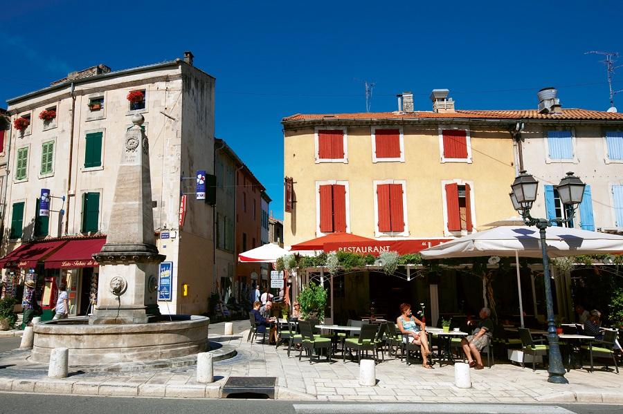 Saint-Rémy de Provence dans les Alpilles