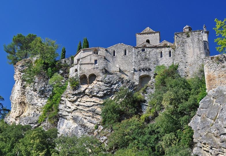 La ville médiévale de Vaison-la-Romaine