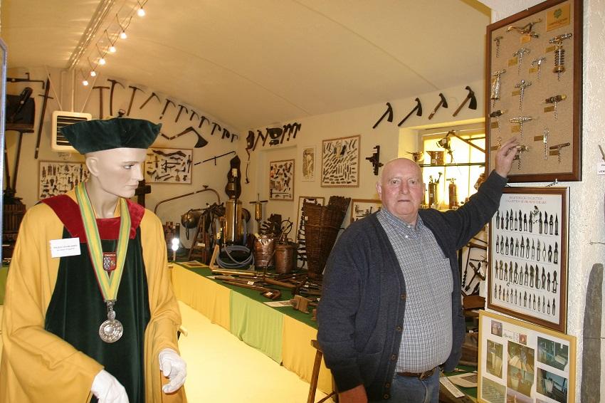 Le Musée de la Vigne et du Tire-bouchon à Beines
