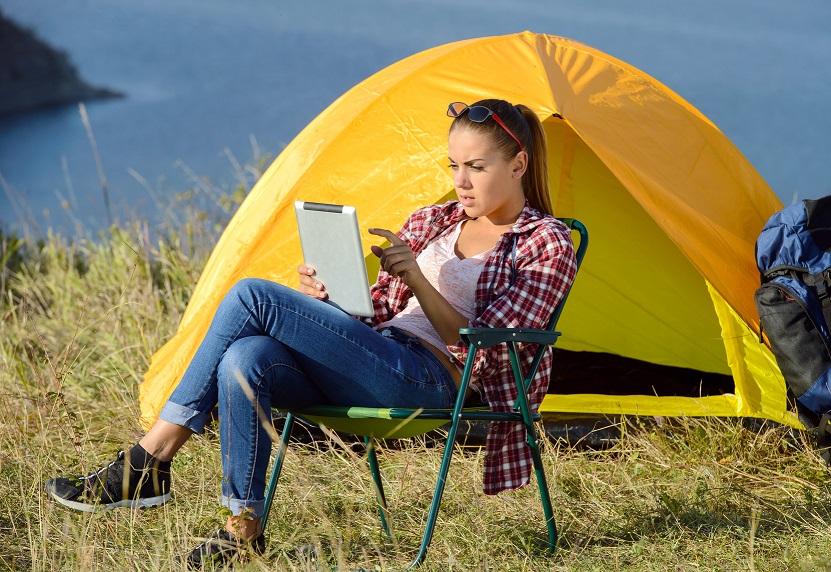 Wi-Fi au camping