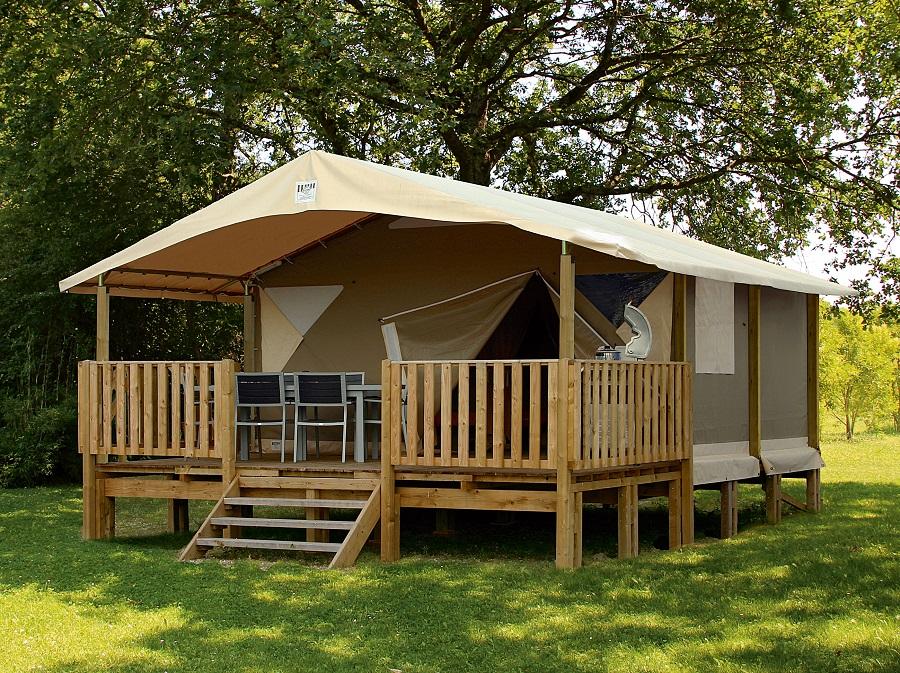 La tente moderne