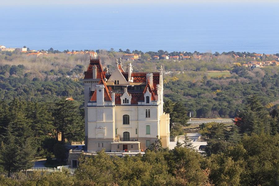 Château de Valmy à Argelès-sur-Mer